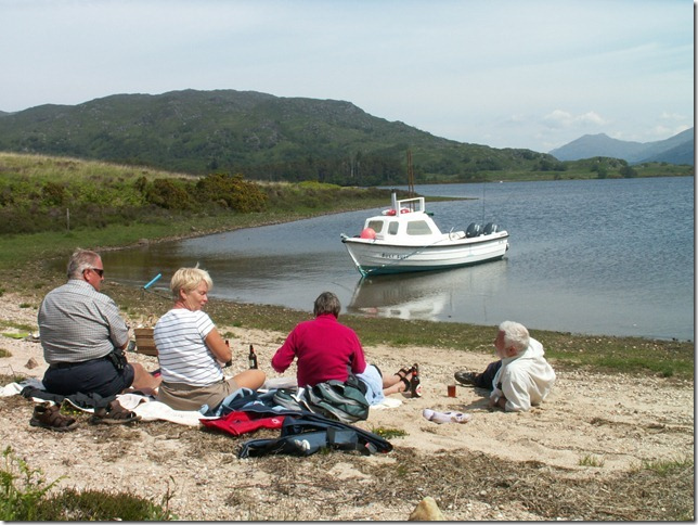 Outdoor Actvities Ardnamurchan